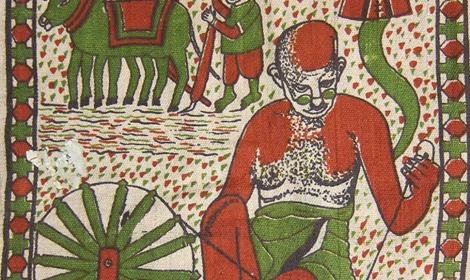 Gandhi Spinning (SGA Jhola)LoRes_WebTN THUMB
